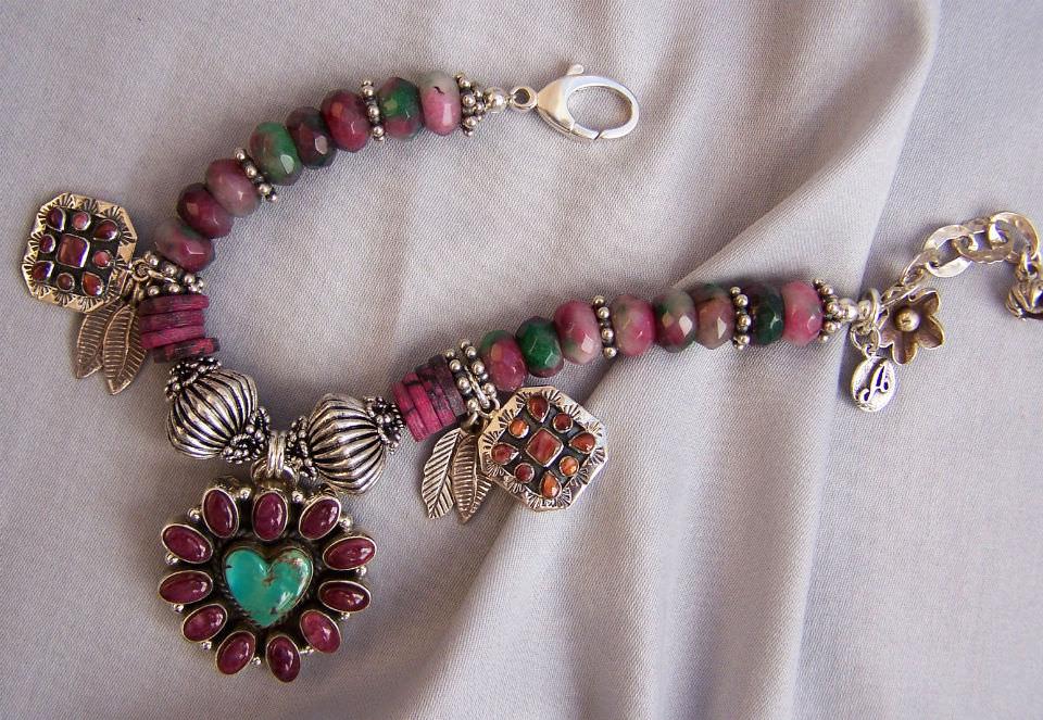 B523 pink jade